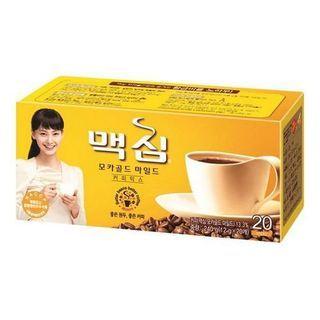 Dongsuh - Mezcla de café suave Maxim Mocha Gold 12g x20