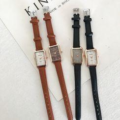 Teep - Plain Strap Watch