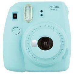 Fujifilm - Fujifilm Instax Mini 9 Instant Camera (Ice Blue)