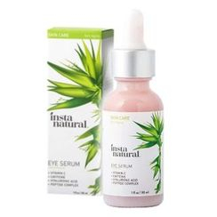 InstaNatural - Eye Serum, 30ml