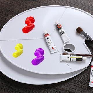 Kulum - 塑胶油彩碟