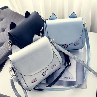 Aishang - Cat Shoulder Bag