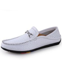 NOVO - Perforated Loafers