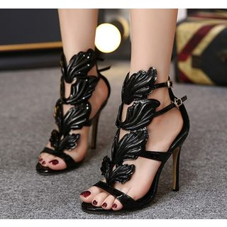 Niuna - 高跟涼鞋