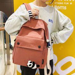 Beamie - Lightweight Plush Backpack