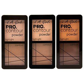 L.A. Girl Cosmetics - Pro Contour Powder (8 Colors)