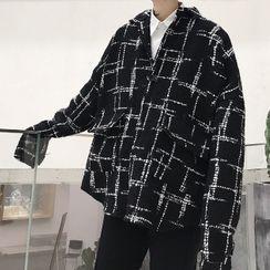 Bjorn - Patterned Shirt Jacket