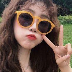 iLANURA - Retro Round Sunglasses