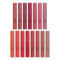 3CE - Tinte de labios Velvet (15 colores)