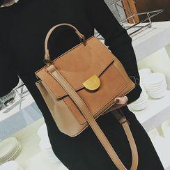 Denyard - Flap Top Handle Crossbody Bag