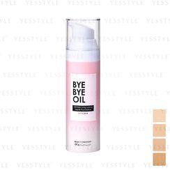 BeautyMaker - Bye Bye Oil Long Lasting Liquid Foundation SPF 40 PA++ 30ml - 4 Types