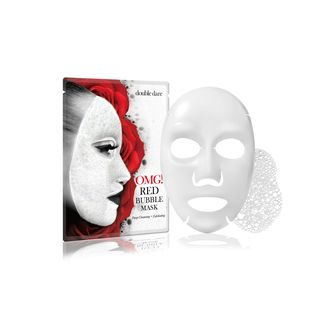 double dare - OMG! Red Bubble Mask Sheet