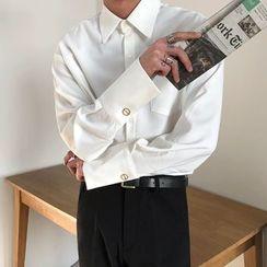 MRCYC - Plain Long-Sleeve Shirt