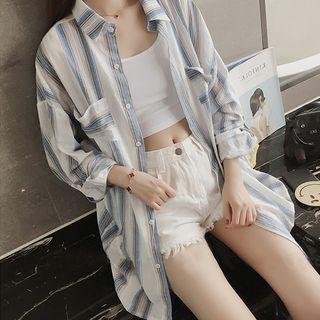 Lumierii - Striped Shirt