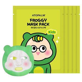 ATOPALM - Kids Froggy Mask Pack Set