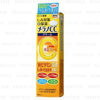 Rohto Mentholatum - Melano CC Vitamin C Moisture Cream