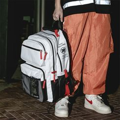 VISH - Lettering Lightweight Backpack