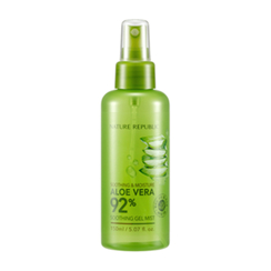 NATURE REPUBLIC - Brume gel apaisante et hydratante 92 % aloe vera 150 ml