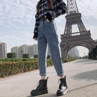 Hevnir - Straight-Fit Jeans