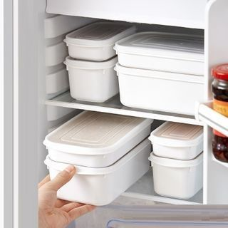 Good Living - Plastic Food Container