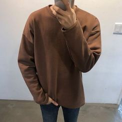 MRCYC - Plain Long-Sleeve Pullover