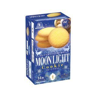 Morinaga - Biscuit au beurre de lune