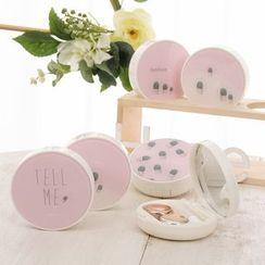 Hazzeland - 印花隐形眼镜盒