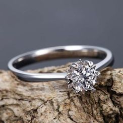 Supremo - Rhinestone Ring