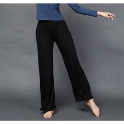 Winkplay - Dance Straight-Cut Pants