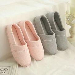 BEANS - 純色家居輕便鞋