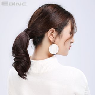 Japanese Salon Wigs - Ponytail - Wavy