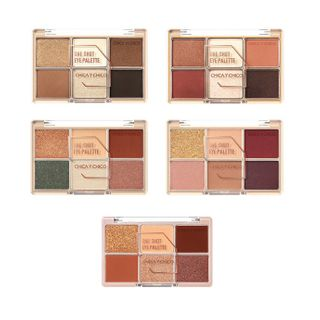 CHICA Y CHICO - One Shot Eye Palette - 5 Types