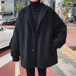 MIKAEL - 单排扣大衣