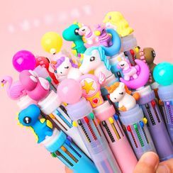 Dukson - Cartoon Multicolor Pen