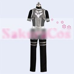 SakuraCos - Fate/Grand Order FGO 阿基里斯角色扮演服装