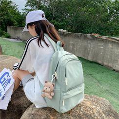 DITZI - Applique Backpack / Bag Charm / Set