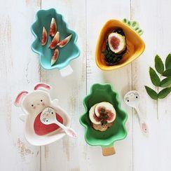 One Two Life - Kids Ceramic Bowl (various designs)