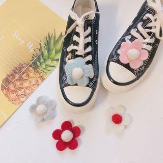Hello minto - 3D Flower Shoelace Decoration