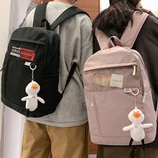 Gokk(ゴック) - Plain Mesh Pocket Backpack