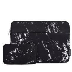 Arktiscun - Set: Print Laptop Case + Pouch
