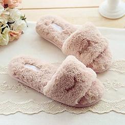 BEANS - Fleece Slippers