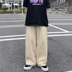 2DAWGS - Wide-Leg Cargo Pants