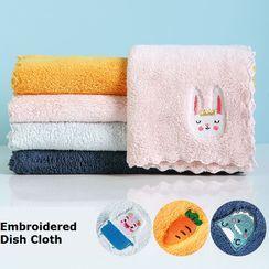Home Simply - 刺繡洗碗布