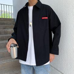 Gonzalito - 飾口袋襯衫