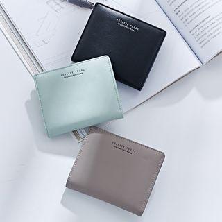 Regalia - Faux Leather Wallet