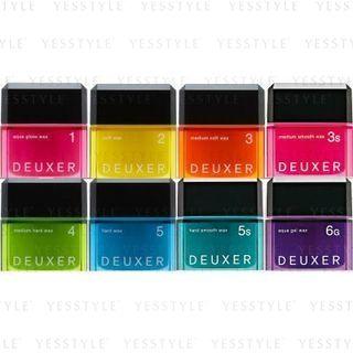 no3 - Deuxer Wax 80g - 8 Types
