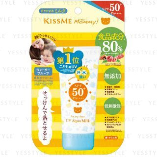 ISEHAN - Kiss Me Mommy UV Aqua Milk SPF 50+ PA++++