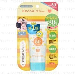 ISEHAN - Kiss Me Mommy UV Aqua Milk  Waterproof Sunscreen SPF 50+ PA++++