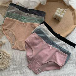 Sisyphi - Set Of 4: Panties