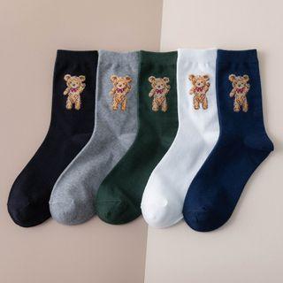 Wolfhara - Teddy Bear Socks